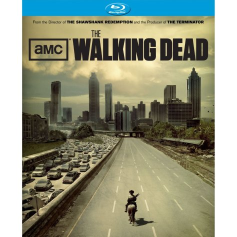 the walking dead blu-ray
