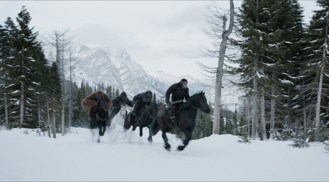 First Trailer For 'War For The Planet Of The Apes' Released